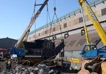 Демонтаж конструкций из металла в Тамбове