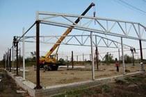 Восстановление геометрии металлоконструкций в Тамбове и усиление зданий г.Тамбов